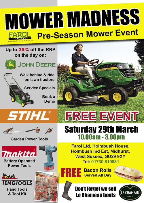 Midhurst Mower Madness