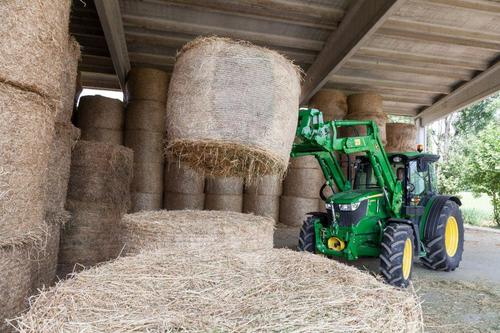 New engines & new model for 5G Series tractors