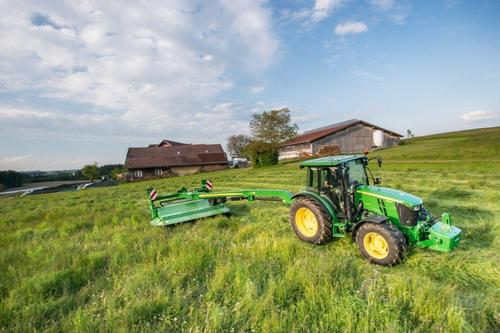 New trailed mower conditioners from John Deere