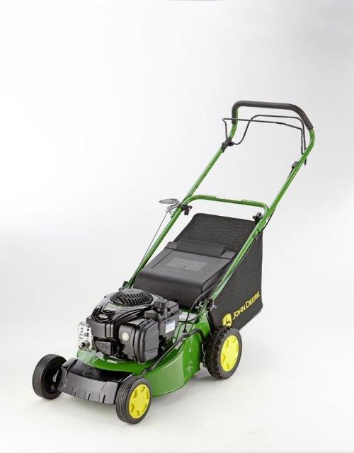 John Deere's new RUN Series lawnmowers