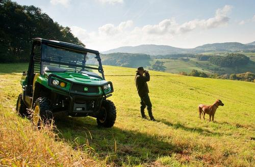 New interest free finance from John Deere