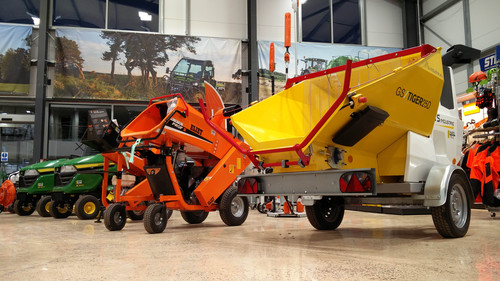 TS Industrie and Eliet chipper-shredders from Farol
