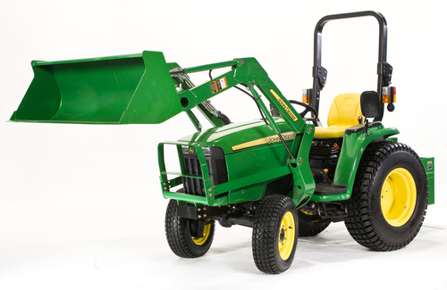 Special SALTEX offer from John Deere