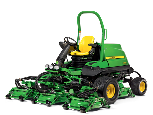 New John Deere rough mower to be unveiled at BTME 2016