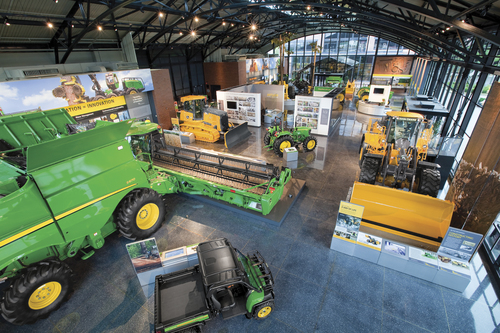 Deere & Company is among World's Top 50 Most Admired Companies