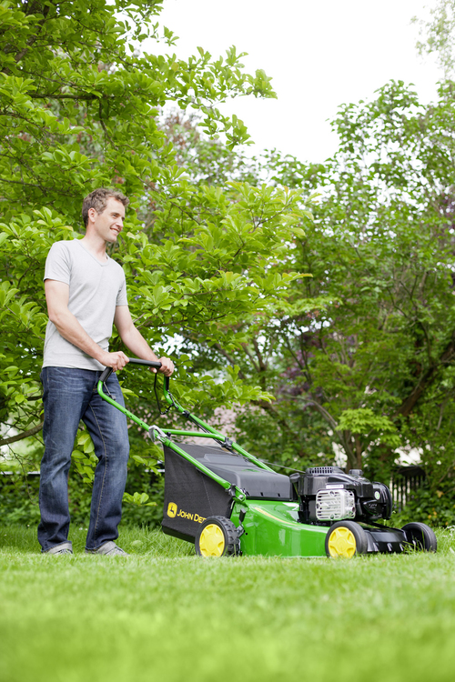 John Deere lawnmower awarded Which? Best Buy endorsement