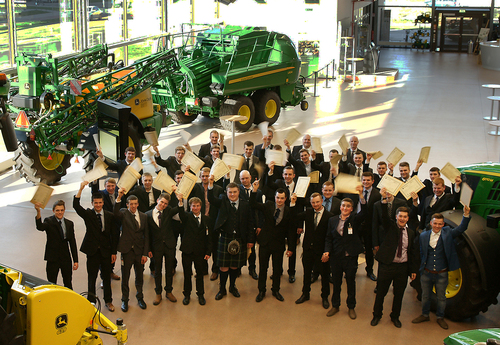 John Deere names apprentices of the year