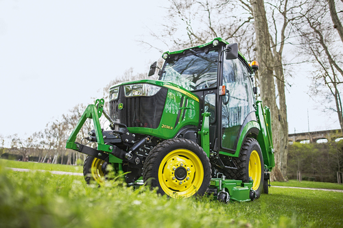 New John Deere compacts to be launched at SALTEX