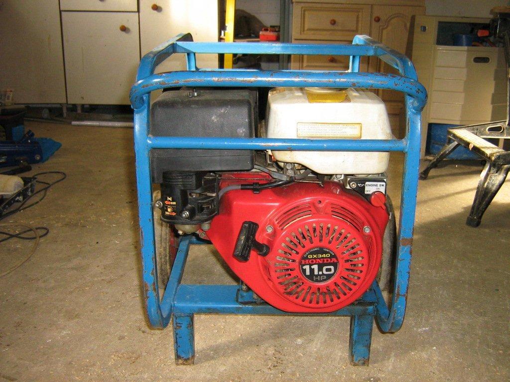RP Honda 8.1 KW Generator