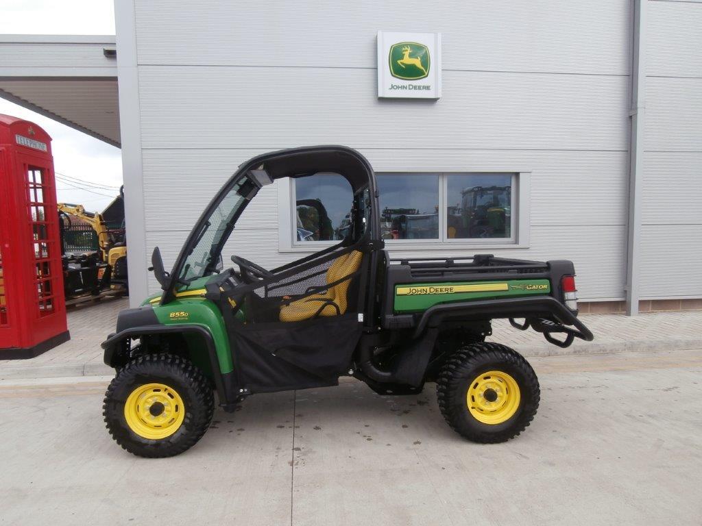 11038570 john deere xuv 855d gator 2015 farm machinery. Black Bedroom Furniture Sets. Home Design Ideas
