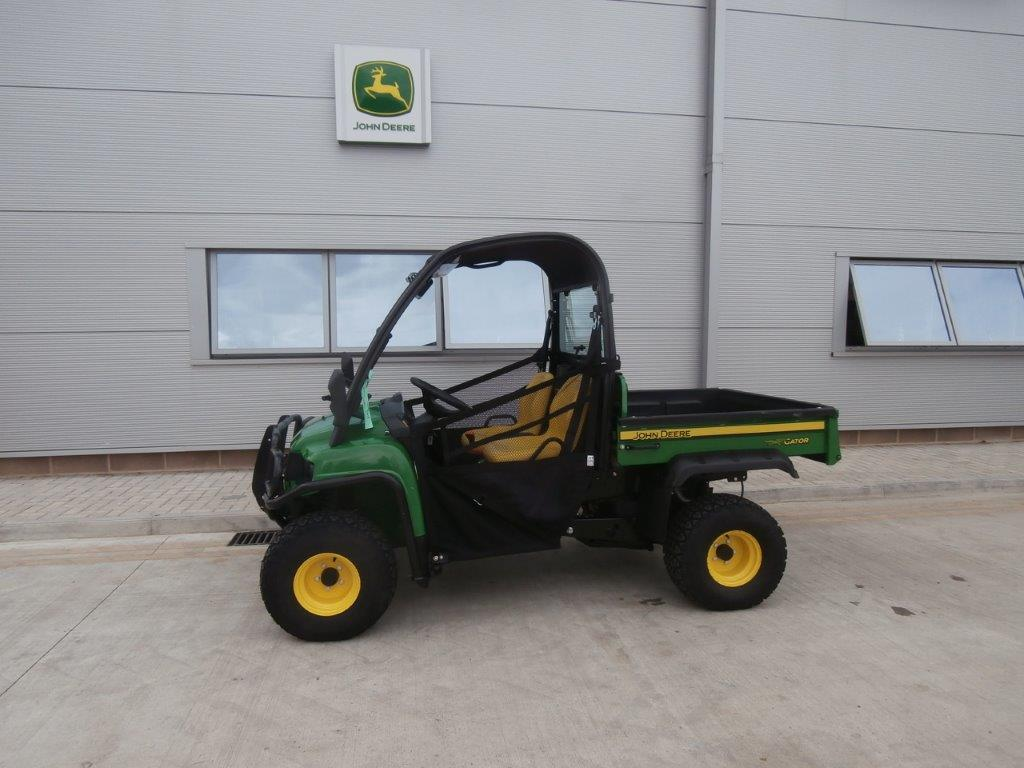 11037647 john deere hpx gator 2016 ex demo farm machinery. Black Bedroom Furniture Sets. Home Design Ideas