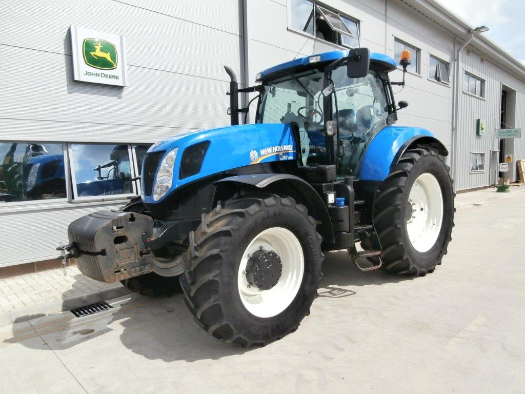 11037075 New Holland T7.250 2012