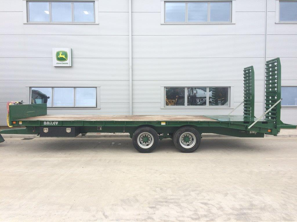 11036943 Bailey 19T Low Loader  2014