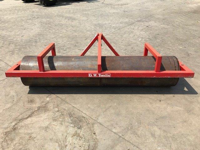 11043846 D W Tomlin Flat Ballast Roller