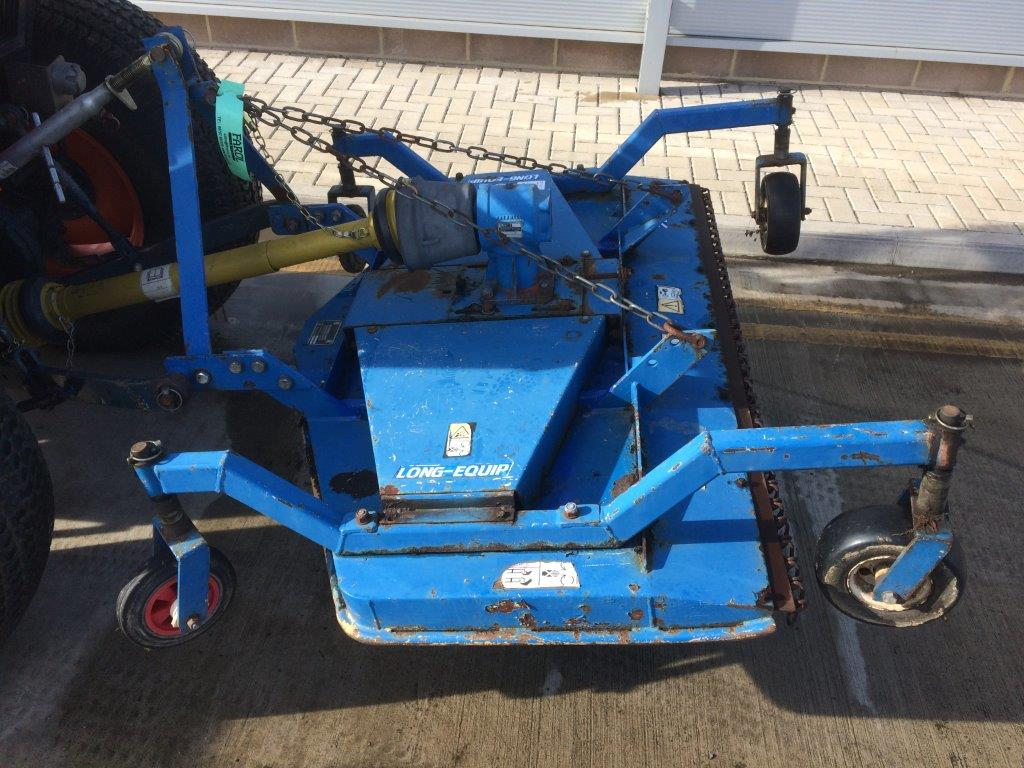 51044511 Richard Long 5ft Finishing Mower 1997