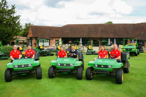 Recipe for Success at West Surrey Golf Club