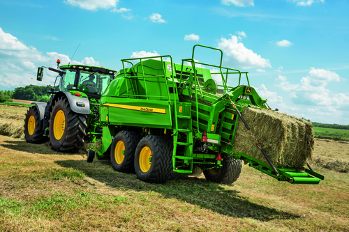 New John Deere L1500 Series large square balers