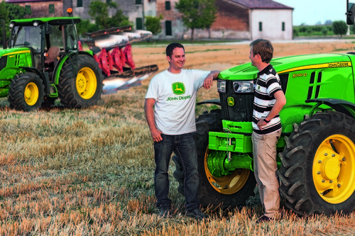 New John Deere 5G Series tractors are truly 'special'