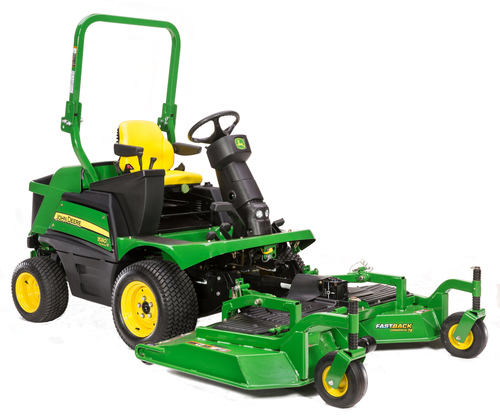 New commercial mower to be unveiled at SALTEX