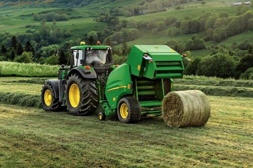 New from John Deere at LAMMA | Farol