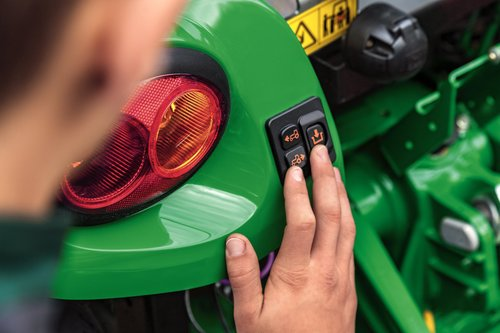 New 3R & 4R Series Compacts from John Deere