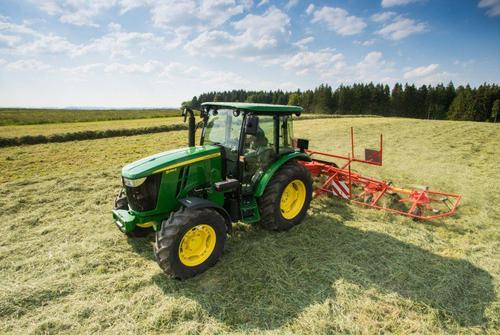 New John Deere tractors for small-scale farming