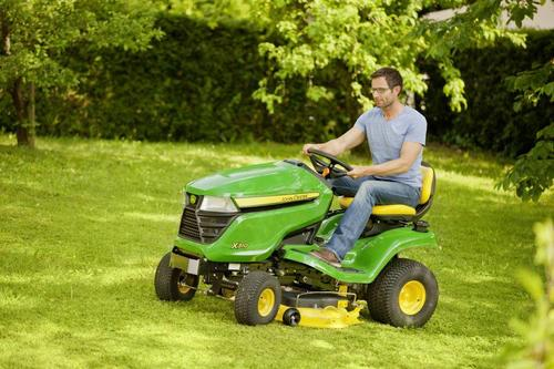 New John Deere lawn and garden equipment for 2014