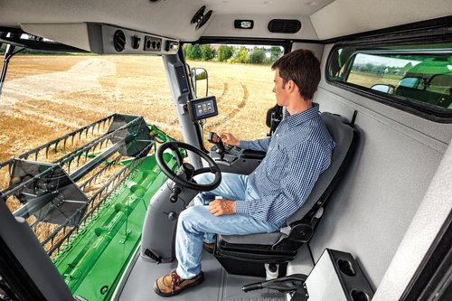 New John Deere Combines for 2015