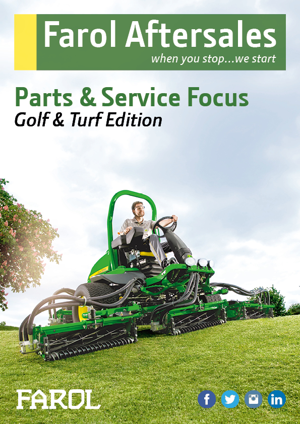 Farol Golf & Turf Aftersales Spring/Summer 2018