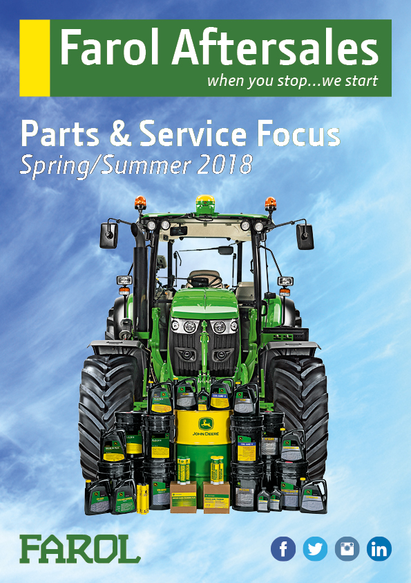 Spring/Summer 2018 Farol Aftersales Booklet