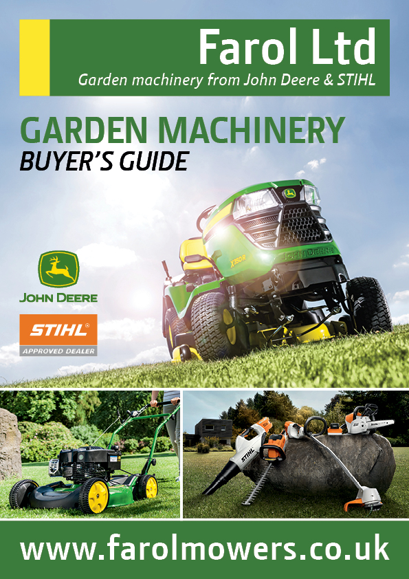 2018 Lawnmower Buyer's Guide
