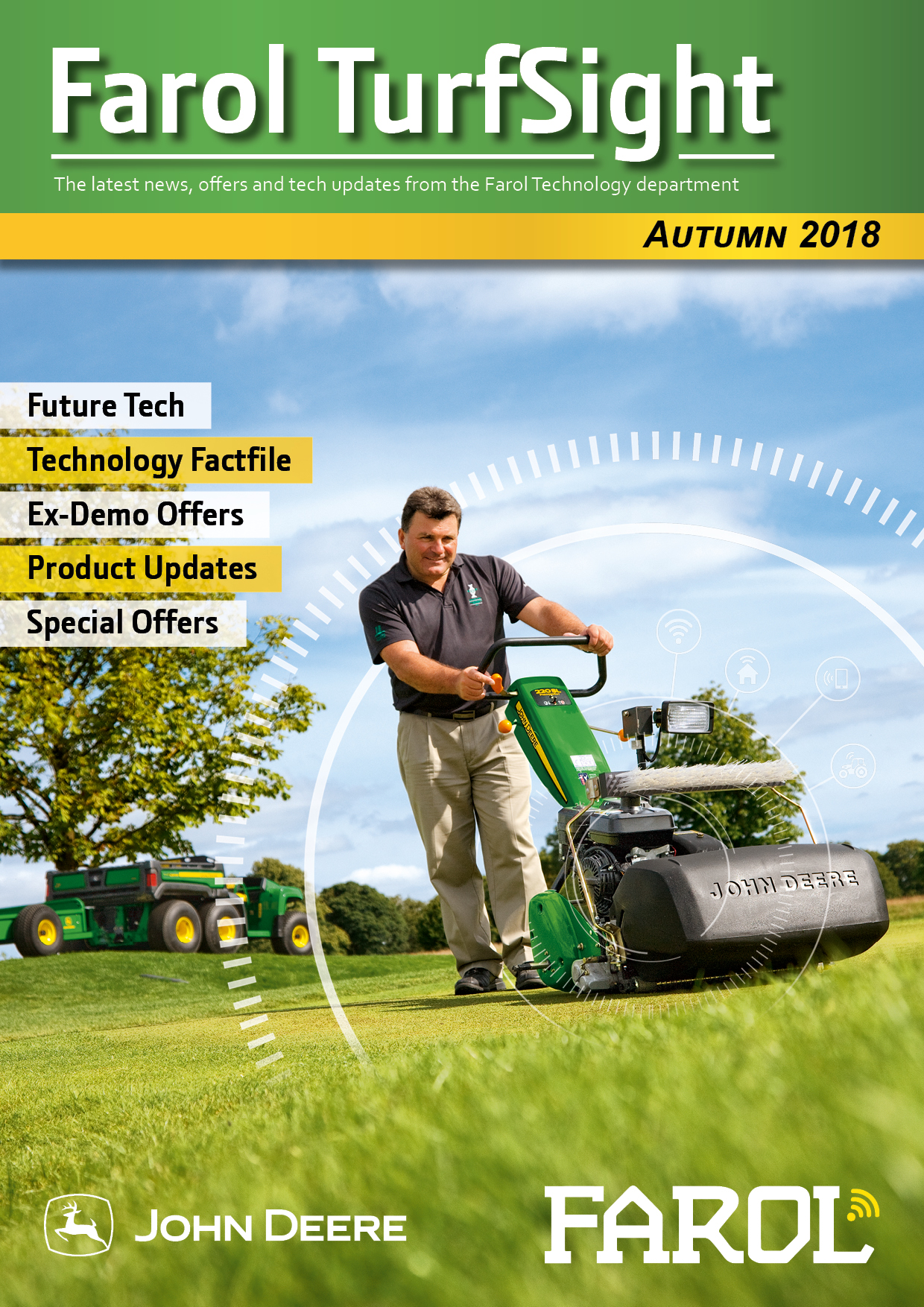Farol TurfSight Autumn 2018