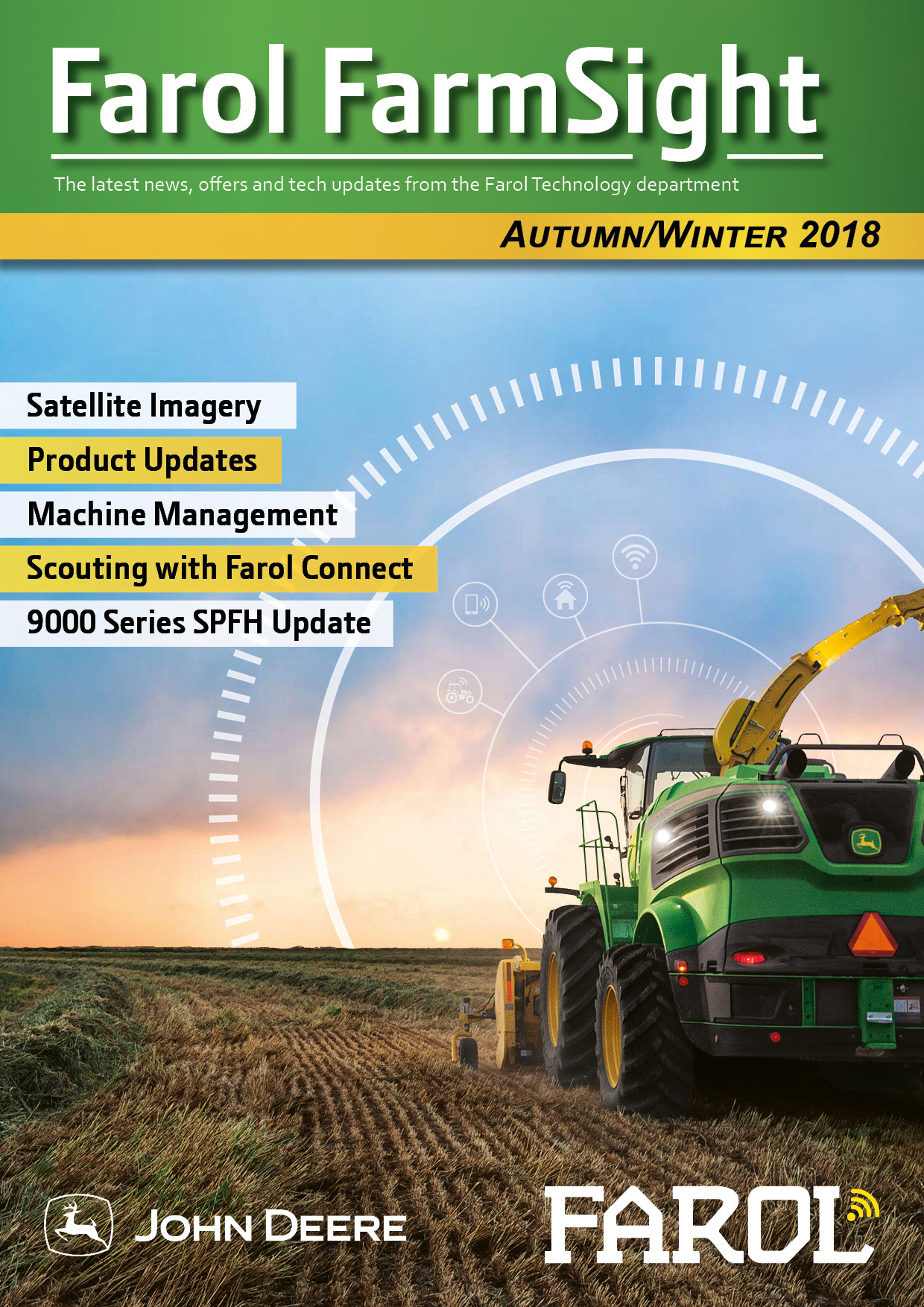 Farol Technology Magazine - Autumn/Winter 2018