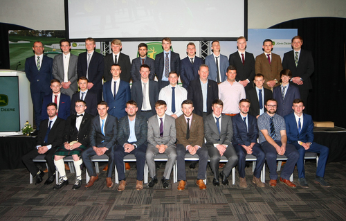 John Deere awards top apprentices