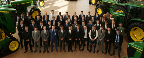 John Deere apprentice of the year awards