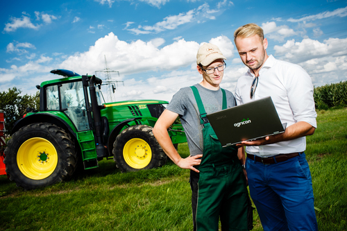 John Deere announces strategic partnership with Agricon