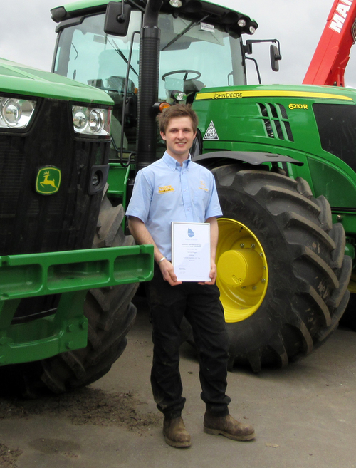John Deere apprentices win national awards
