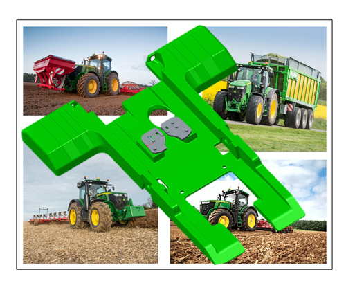 More show awards for John Deere R&D