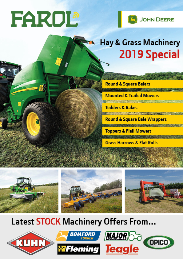 Hay & Grass Offers