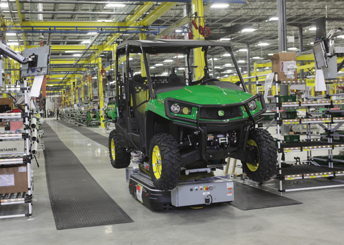 John Deere expands Gator factory to meet demand