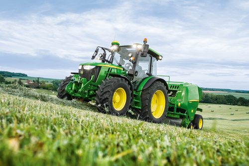 John Deere updates 5R Series tractors for 2019
