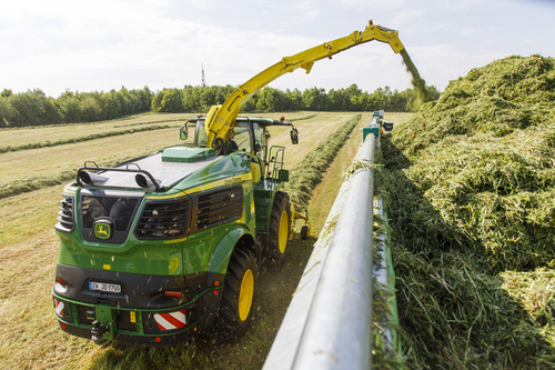 John Deere introduces four new foragers up to 970hp