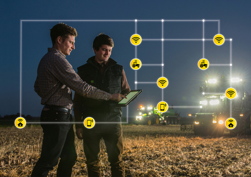 New John Deere technology at CropTec 2017
