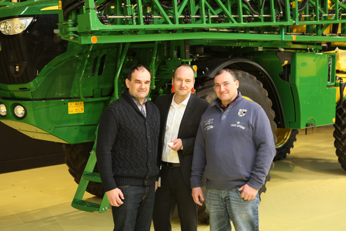 John Deere Horst celebrates 1000th self-propelled sprayer