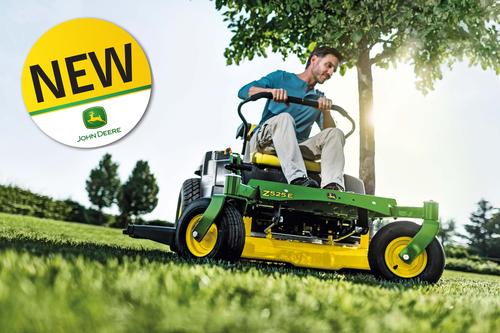New lawnmowers from John Deere for 2016