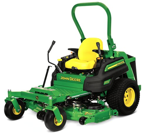 New John Deere zero-turn mower handles toughest conditions