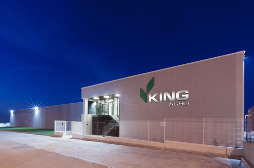 King Agro opens new John Deere spray boom plant