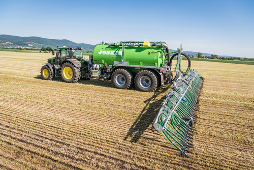 John Deere receives soil management award