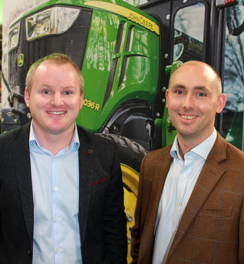 New turf appointment at John Deere Limited