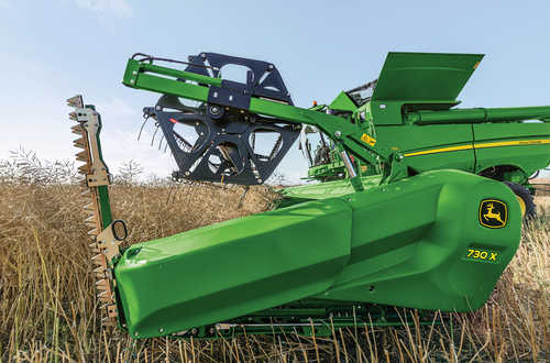 John Deere updates combines for 2020 | Farol